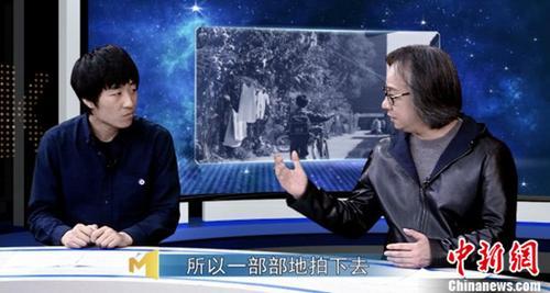 《今日影评》张大磊吴冠平对谈《八月》