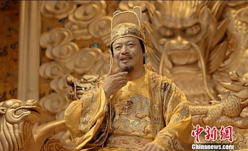 《总有刁民想害朕》热拍李健仁被赞点击量之王