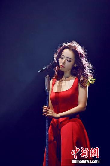 张靓颖演唱会Live将上线改编多首经典歌曲