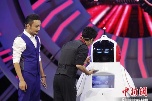 """智能机器人吐槽""""撒贝尼""""兄弟 《加油2》首次挑战狗脸识别"""