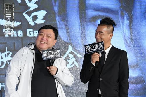 导演王晶赞陈小春戏路宽:带一点喜感都能演