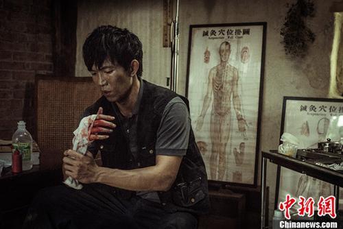 黄尚禾《天黑请闭眼》入围金钟奖突破演技对戏张书豪