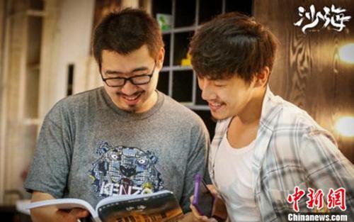 秦昊确认加盟电视剧《沙海》与吴磊搭档沙漠探险