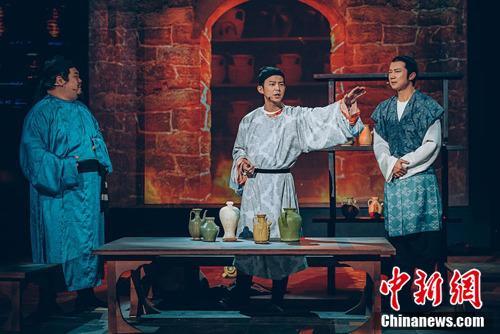 """何炅讲述最早""""中国制造""""雷佳深情唱响""""永生之路"""""""