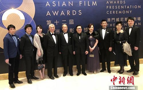专访王英伟:亚洲电影大奖在国际化上已经先走一步