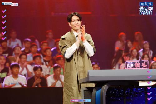 萧敬腾节目夸赞选手:给了我很多惊喜