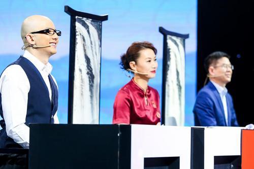 《少年国学派》节目引关注 音乐人平安答题