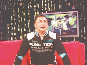 知名演员坐牢后转型歌手 迟志强笑谈铁窗泪(