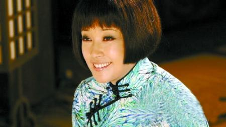 """刘晓庆被称""""刘姥姥""""扮嫩19岁少女剧照曝光(图)"""