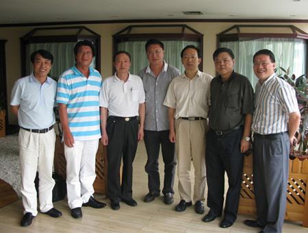 四川省侨办主任会见加国华商 推介四川投资环