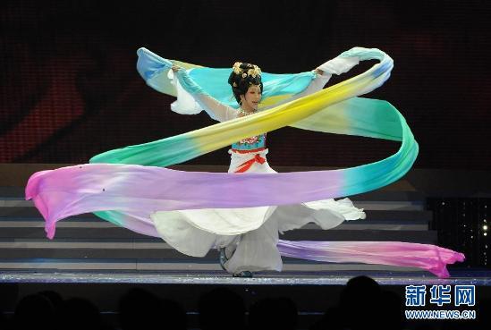 四海同春艺术团庆祝香港回归15周年