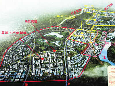 南岛农场规划设计图
