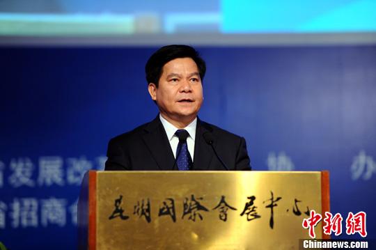 东盟华商会昆明启幕拟签约项目投资逾300亿元