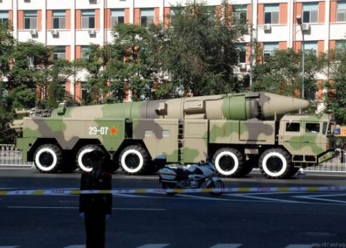 西风-21C中程导弹