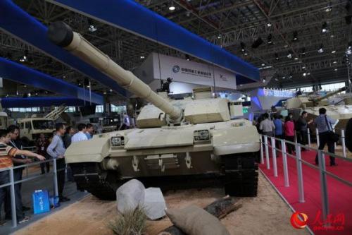 VT-4型坦克