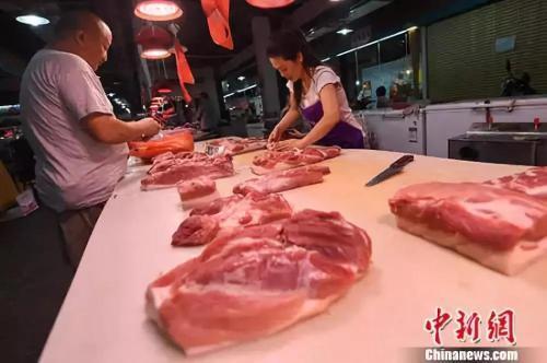 发改委回应猪肉涨价:后期可能会有一定幅度上涨