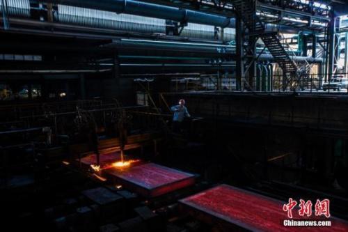 前三季度 钢铁企业利润总额同比下降超三成