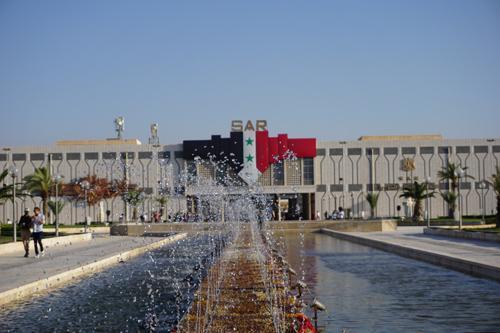 叙利亚首都大马士革一展会场地遭炮击 已致6人遇难