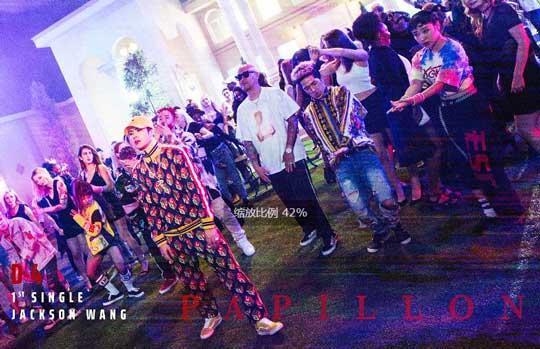 王嘉尔创作嘻哈曲风新歌 先导视频公布
