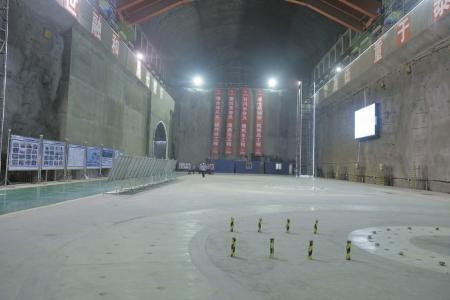 白鹤滩水电站主体全面开工 超级工程创造多个世界第一