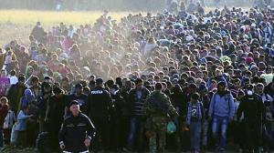 默克尔:接纳百万难民无怨无悔 有望赢得第四个任期
