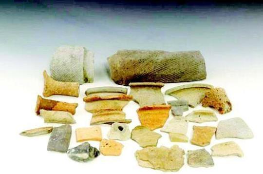 荆门屈家岭双河桥遗址距今已2000余年