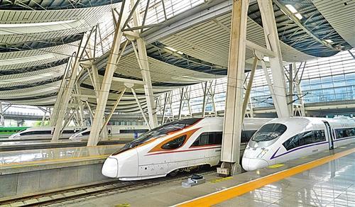 全国铁路启用新运行图 运输能力实现新的提升