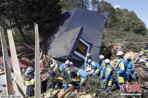 北海道地震死亡人数升至35人2人心肺功能停止
