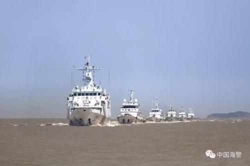 中国海警:2017年以来查获涉嫌走私成品油案856起