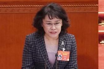 张海迪委员:加快发展重度残疾人托养服务
