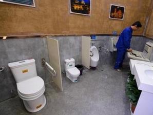 """河南""""厕所革命"""":2018年改建公厕超万座"""