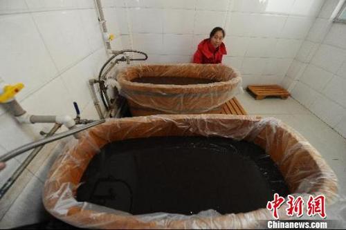 探访青海藏药浴:国外患者逐年增多
