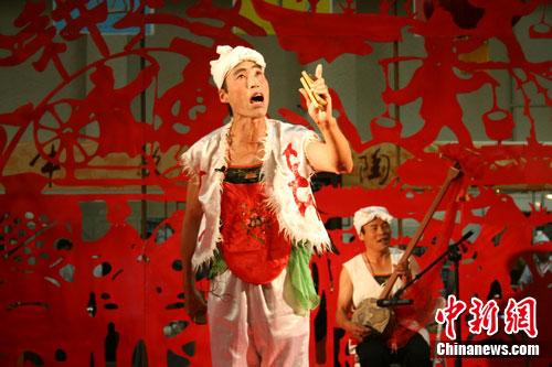 庆阳农耕文化节民俗展览精彩纷呈