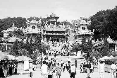 湄洲妈祖祖庙:1600万台胞信众的心灵原乡